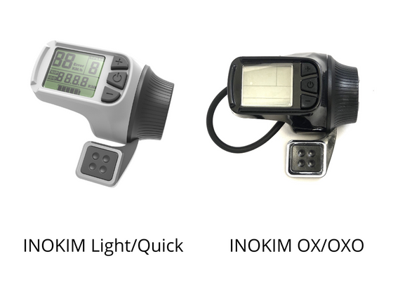 INOKIM Throttle / LCD Panel