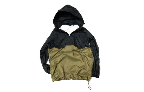 0001.1.A Anorak Color variation BLACK×BLACK