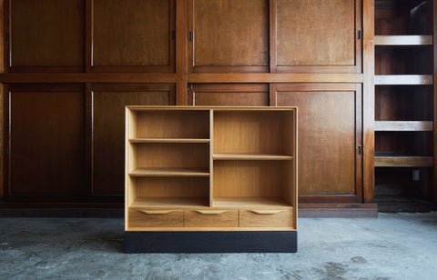 001.1.C Book Shelf. soichi NEW