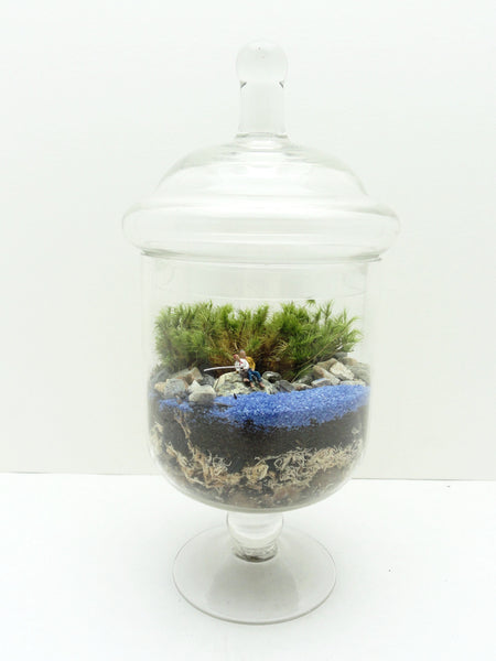 Gone Fishin' Terrarium