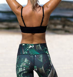 yoga pants - leggings - eco fashion