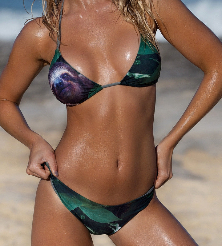 eco fashion bikini