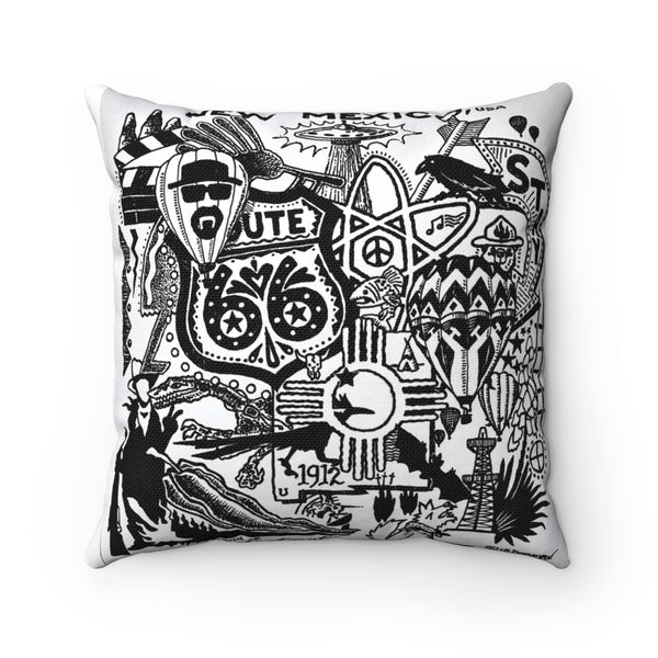All about NM-Spun Polyester Square Pillow
