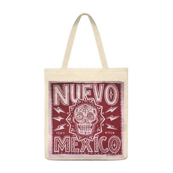 Nuevo Mexico-Shoulder Tote Bag - Roomy