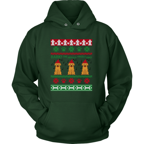 Christmas Hoodie for Dog Lovers