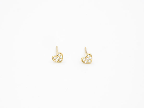 Trillion Love Earrings