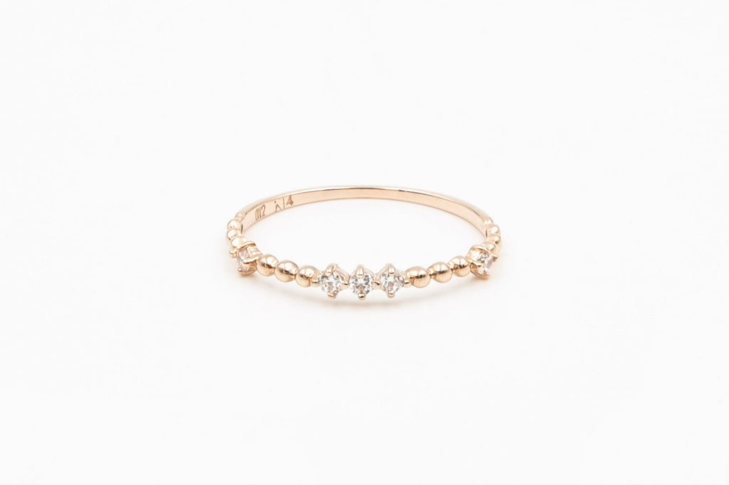 Gold Twilight Ring