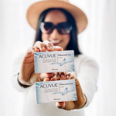 Acuvue Oasys Fortnightly 12 Pack   anytimecontacts.com.au