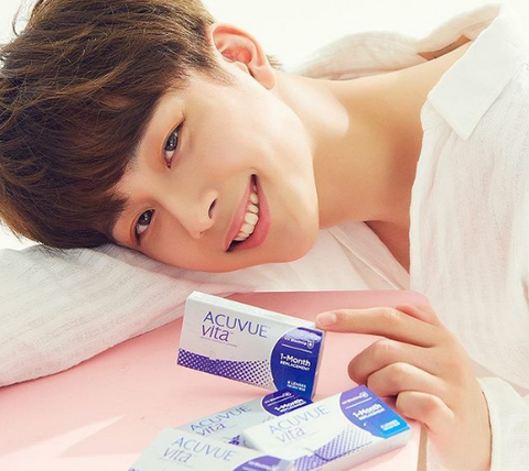 Acuvue Vita 3 Pack | anytimecontacts.com.au