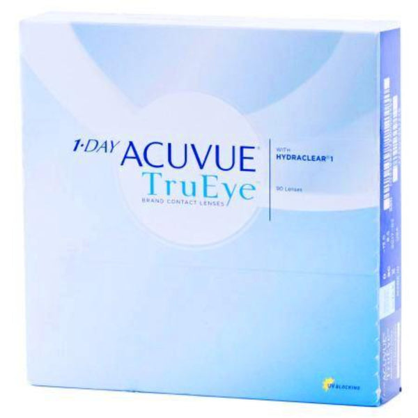 1 Day Acuvue TruEye Daily Disposable Contact Lenses 90pk by Johnson & Johnson | anytimecontacts.com.au