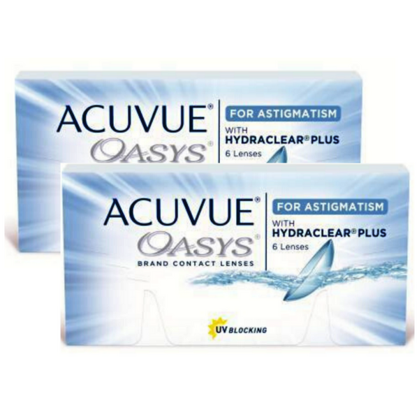 Acuvue Oasys for Astigmatism 12pk