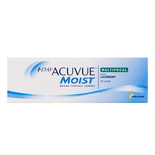 1 Day Acuvue Moist Multifocal 30pk
