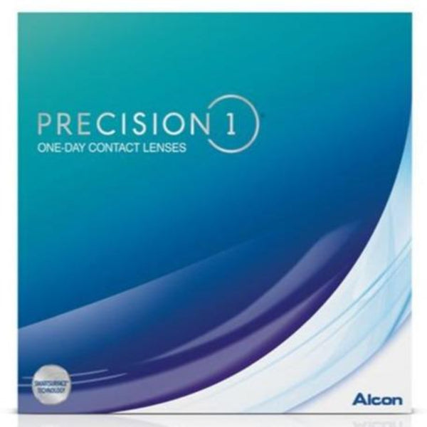 Buy Precision1 90pk Daily Contact Lenses from Alcon | anytimecontacts.com.au