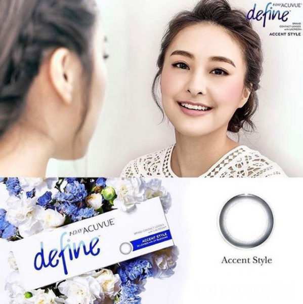 1 Day Acuvue Define 30pk