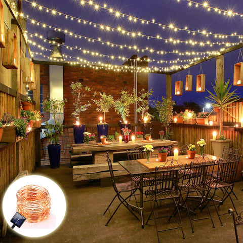 Products tagged outdoor lights shopokarma solar powered led fairy lights 50 off today aloadofball Gallery