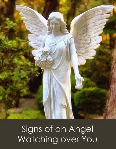 Angel Signs Signs Of An Angel Watching Over You