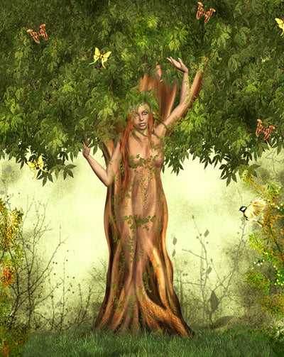 Celtic Tree of Life Meaning - Connection to Spirit World