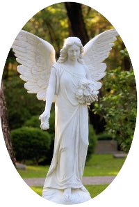 symbolism of angel wings