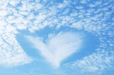 Angel cloud meaning