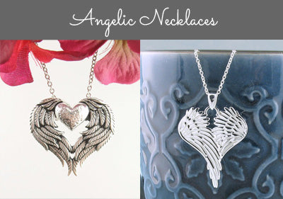 angelic necklaces