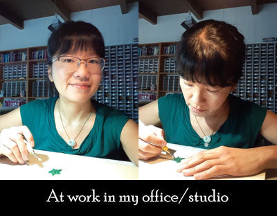 norma cheung, at work office studio
