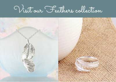 Visit our feather necklace collection