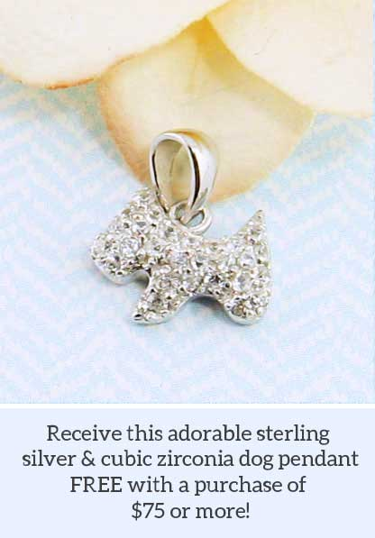 free sterling silver heart locket with purchase