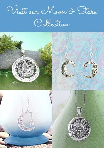 Visit our Moon & Stars Collection