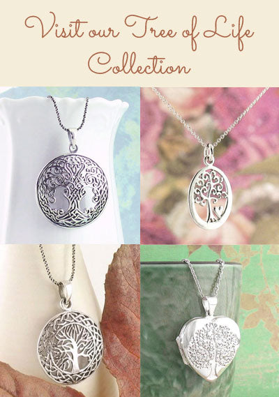Tree of Life Necklaces Collection