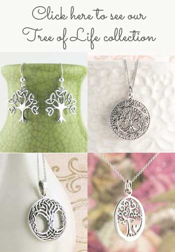 Tree of life symbolism meaning in jewelry woot hammy tree of life necklaces collection mozeypictures Image collections