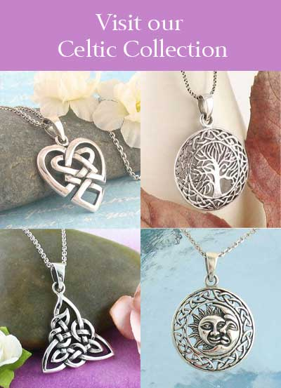 Visit our Celtic jewelry collection