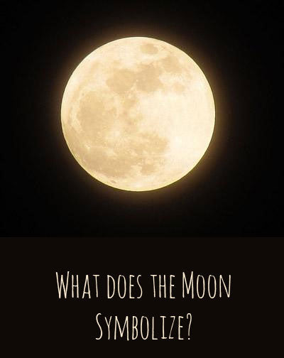 Moon Symbol Meaning | Full Moon Significance