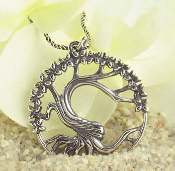 Tree of life symbolism meaning in jewelry woot hammy the tree has roots that reach deeply into the soil acknowledging its connection to and accepting nourishment from mother earth aloadofball Choice Image
