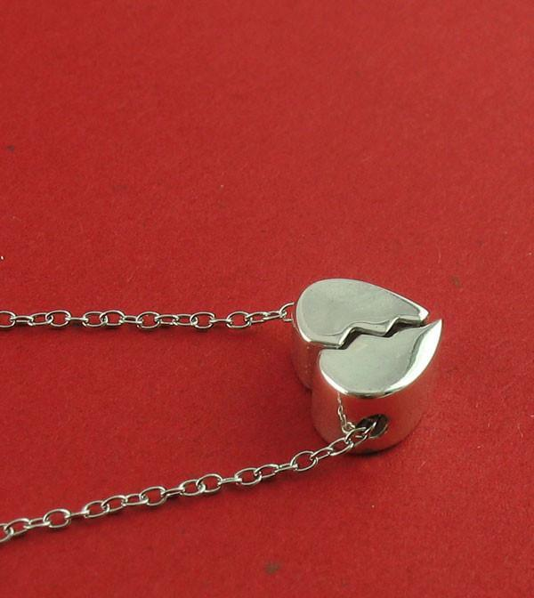 Heal a Broken Heart Necklace - woot & hammy