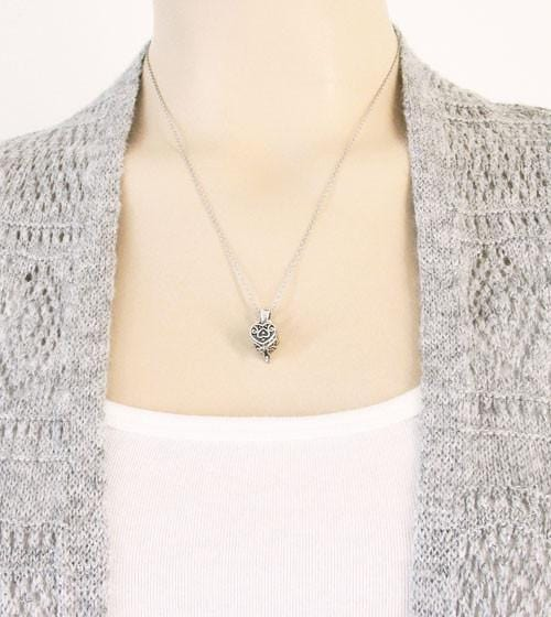 Heart Prayer Box Necklace - woot & hammy