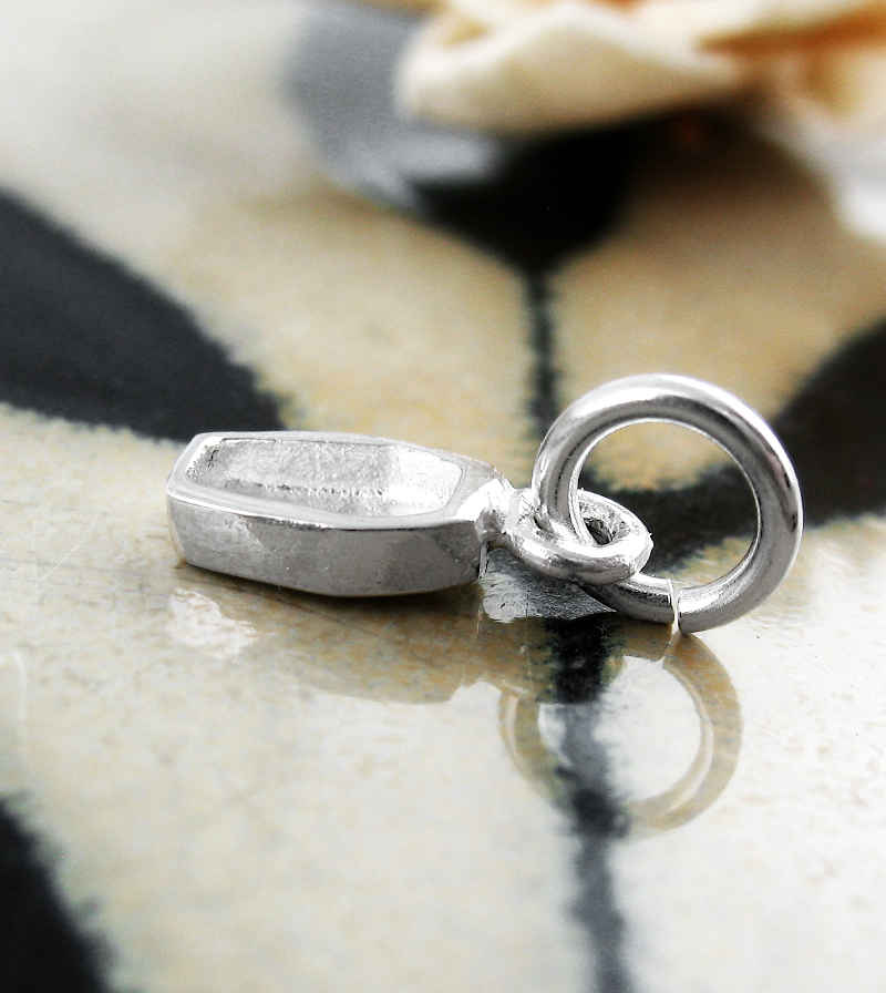 Tiny Coffin Charm | Woot & Hammy