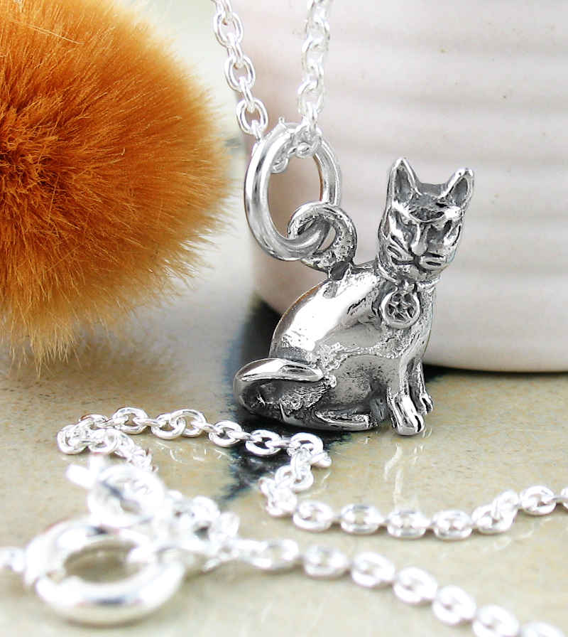 Witch's Mischievous Cat Charm | Woot & Hammy
