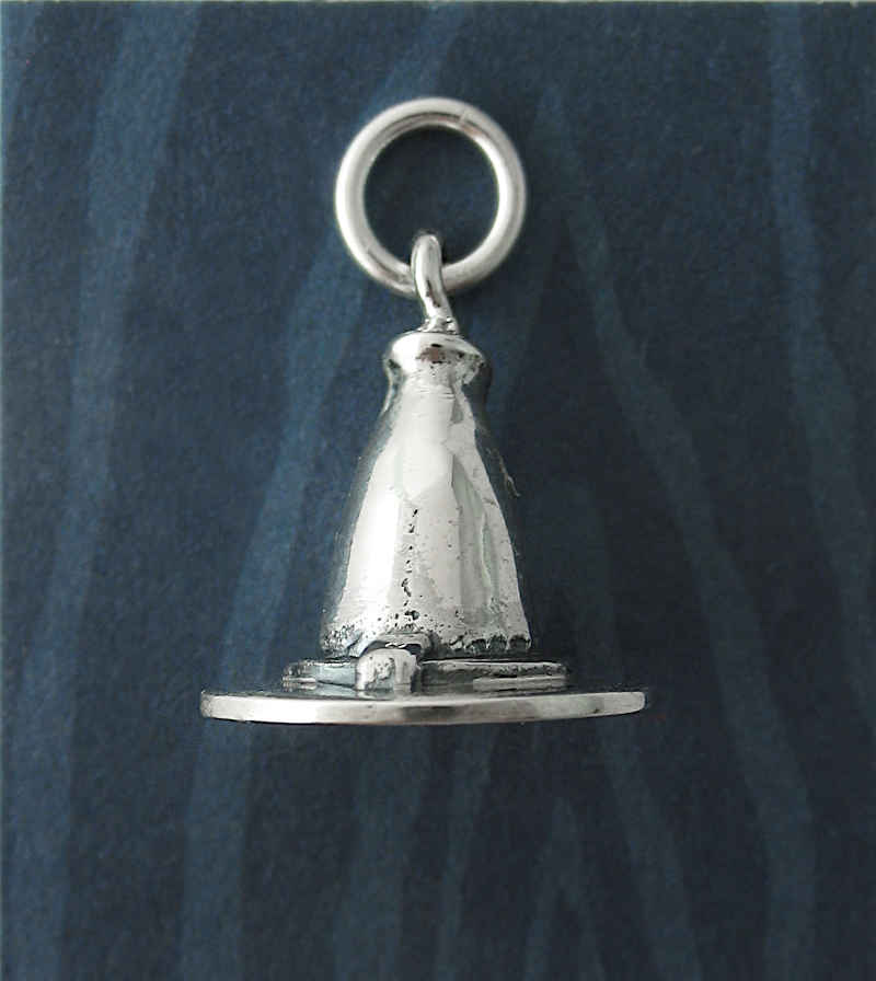 Miniature Witch's Hat Charm | Woot & Hammy
