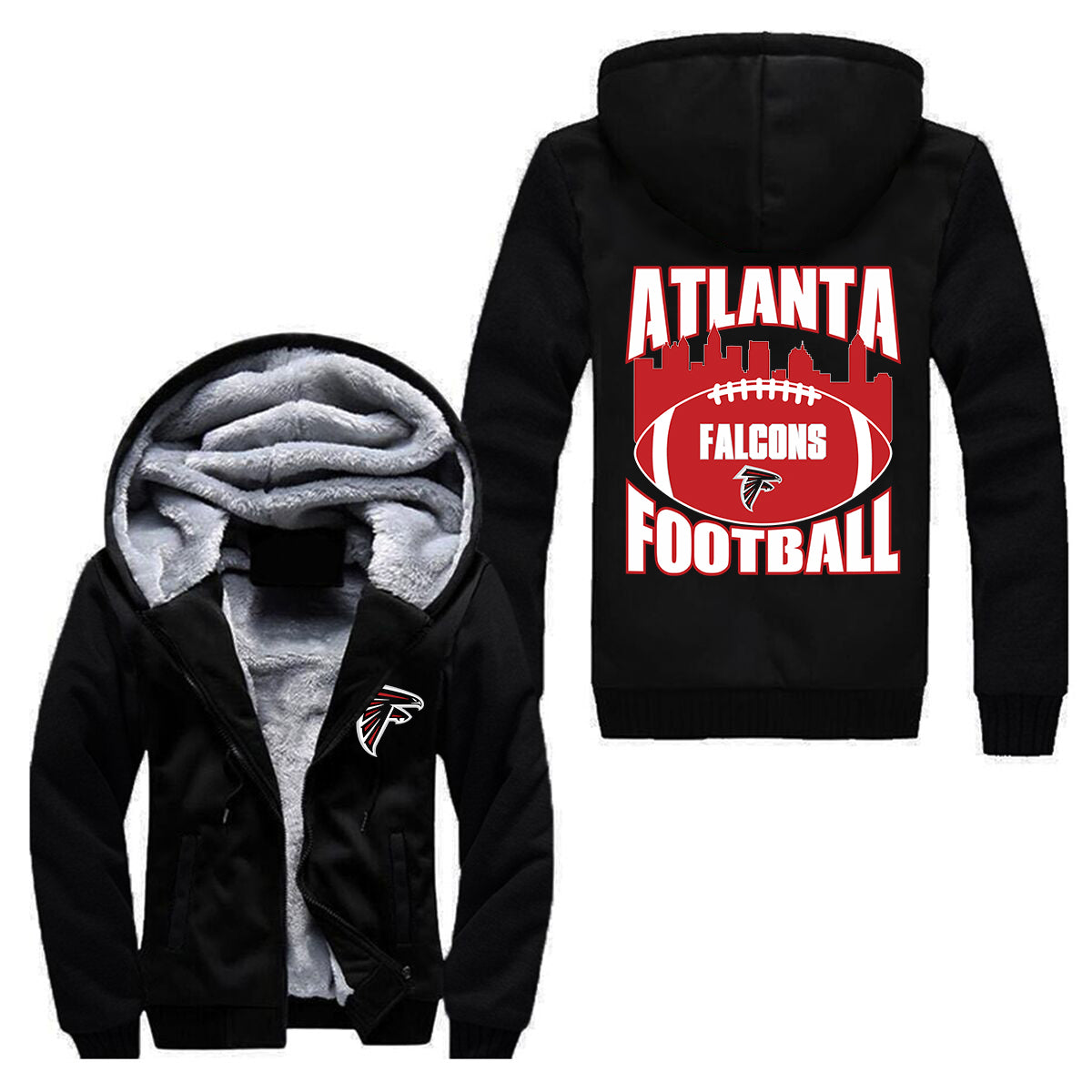 FALCONS HOODIE (MEN/WOMEN)