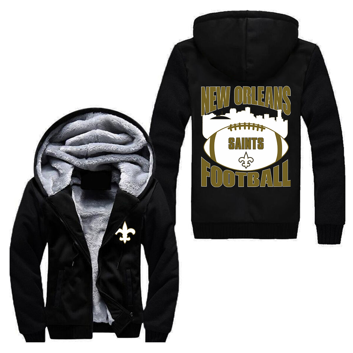SAINTS HOODIE (MEN/WOMEN)