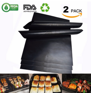 Genius Grill Mat - Buy One Get One FREE!