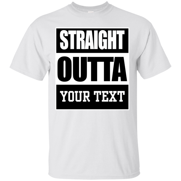 Straight Outta (Add your text )