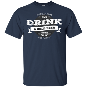 Drink a cold beer - koolshopp
