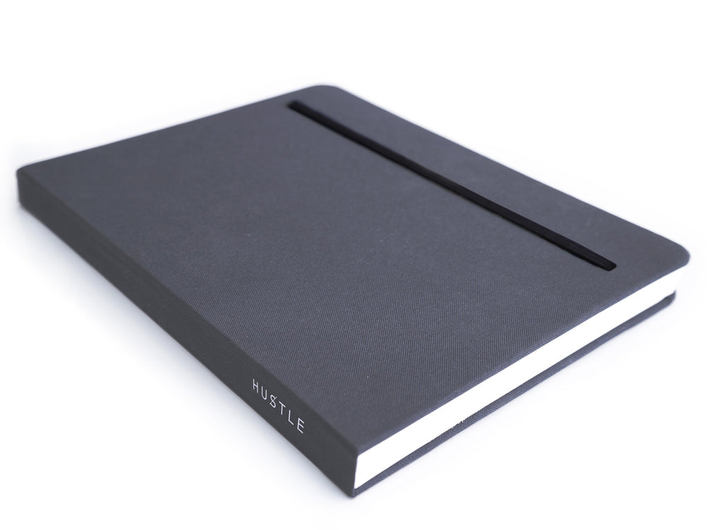 Lined Stone Paper Notebook - Hustle: Stone Paper