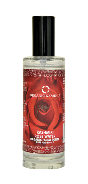 DAMASCENA ROSE WATER