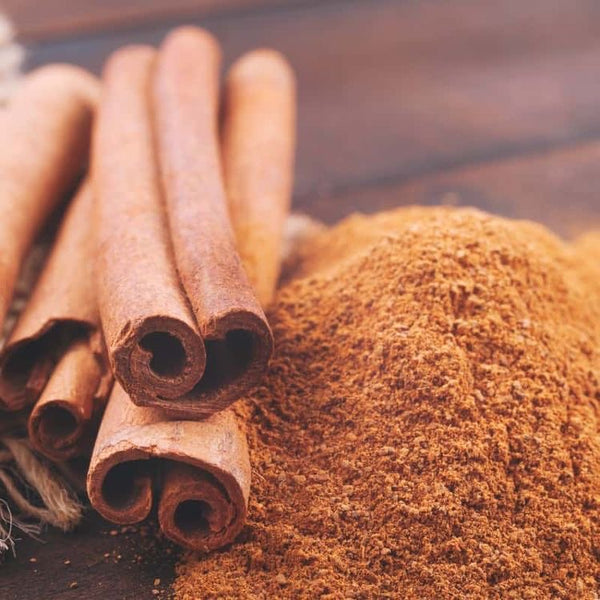 CINNAMON  Hand Crafted