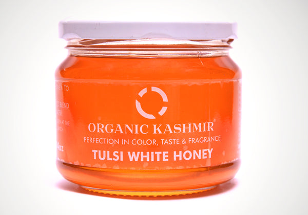 TULSI INFUSED HONEY