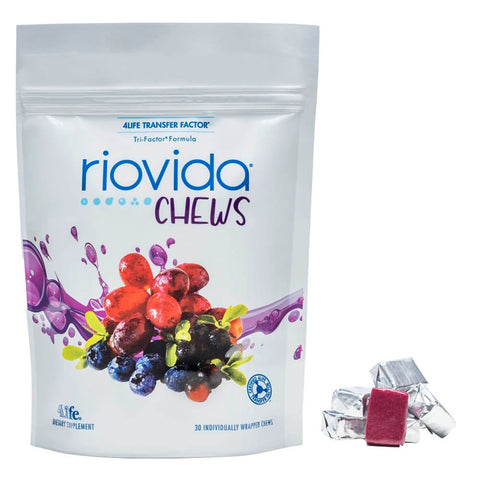 Transfer Factor RioVida Chews
