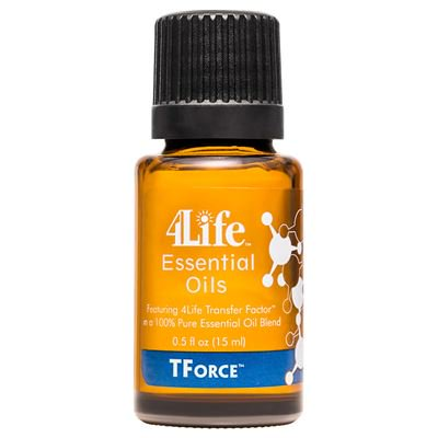 4Life Essential Oils TForce - CHER4Life