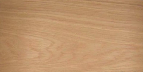 Iron-on Pre-Glued American White Oak Wood Veneer Sheet 2.5m x 300mm Quantity Discounts